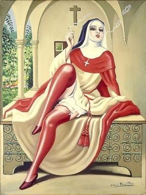 religieuse_italienne_fumant_la_cigarette