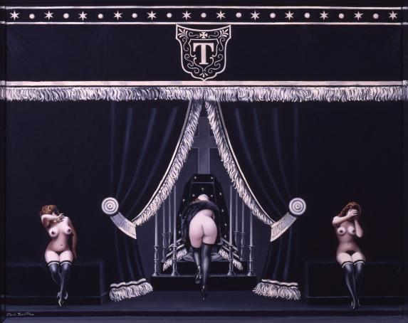 Mes funérailles-Érotique-Clovis Trouille