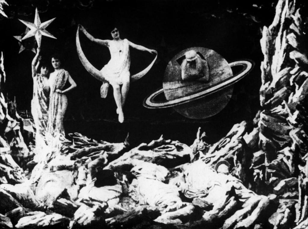 Georges Méliès. Le voyage dans la lune, 1902