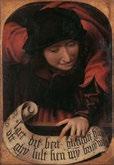 anonyme flamand Diptyque satirique 1520-1530